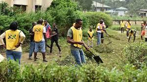 Environmental sanitation variables and its health implications on man and  its environment – Dutable